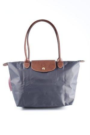 Longchamp Shopper mehrfarbig schlichter Stil