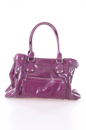 Longchamp Shopper violett