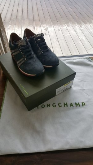 Longchamp Sneakers Flanelle