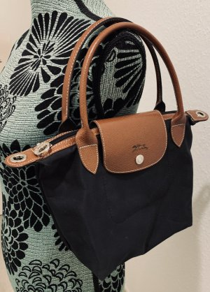 Longchamp Carry Bag black-brown