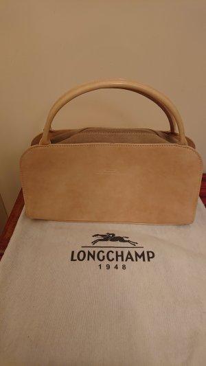 Longchamp Tasche aus Lackleder