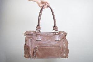 Longchamp Tasche braun Ledertasche