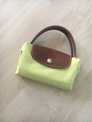 Longchamp Borsetta giallo lime