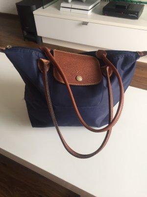 Longchamp Tasche, dunkelblau