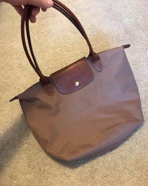 Longchamp Tasche in beige