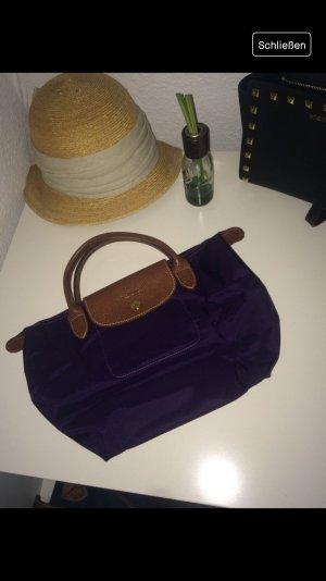 Longchamp Tasche in dunkellia