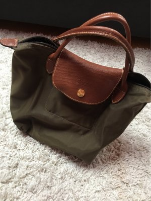 Longchamp Sac Baril multicolore