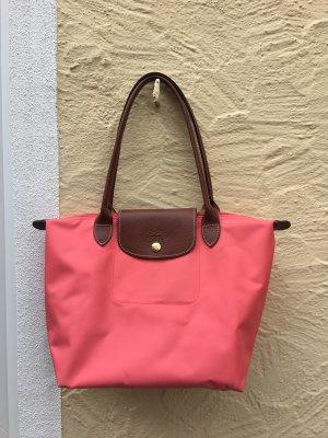 Longchamp Shopper rouge clair