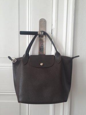 Longchamp Tasche Leder braun