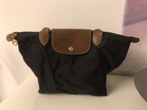 Longchamp Tasche M schwarz