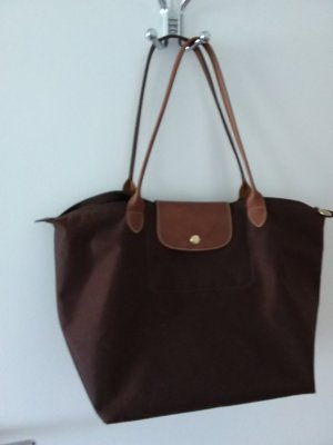 Longchamp Pouch Bag brown