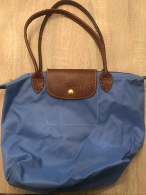 Longchamp Tasche Pliage blau, size Medium