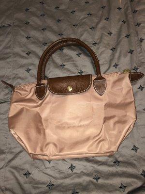 Longchamp Tasche Puder rosa Größe S