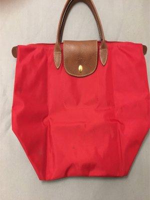 Longchamp Tasche rot