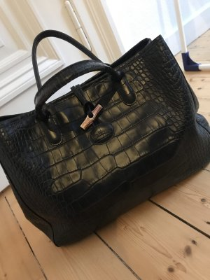 Longchamp Borsa shopper nero