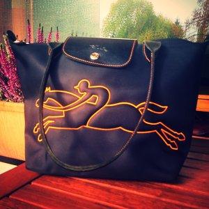 Longchamp Tasche schwarz