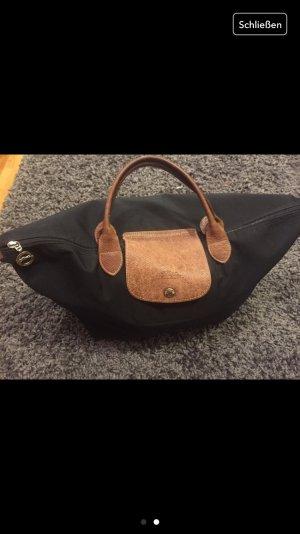 Longchamp Tasche schwarz Medium