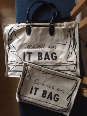 Longchamp Taschen Set Sonderedition (XL Shopper + Kosmetiktasche Neu)