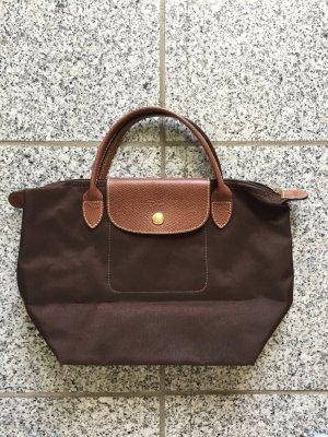 Longchamp Borsellino marrone Sintetico
