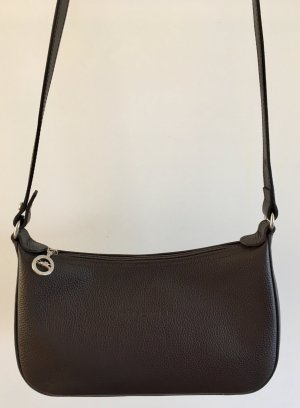 Longchamp Umhänge-/Schultertasche - Moka - NEU, ungetragen