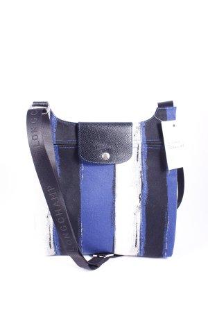 Longchamp Umhängetasche mehrfarbig Logoprägung