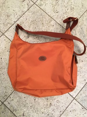 Longchamp Umhängetasche, orange