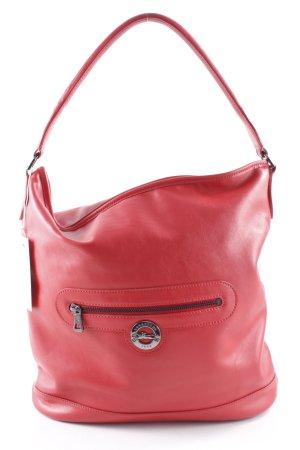 Longchamp Umhängetasche rot klassischer Stil