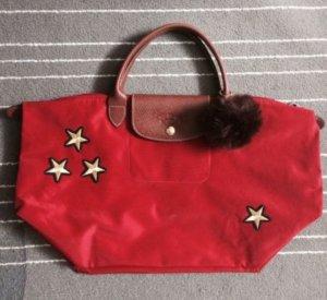 Longchamp Unicat Rot