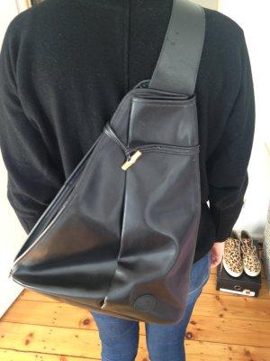 Longchamp Vintage Leder Rucksack One Shoulder