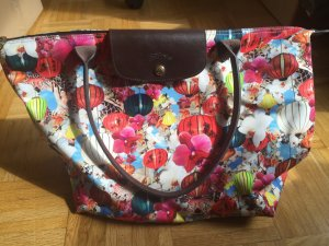 Longchamp x Mary Katrantzou Collaboration