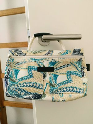 Longchamps Tasche blau