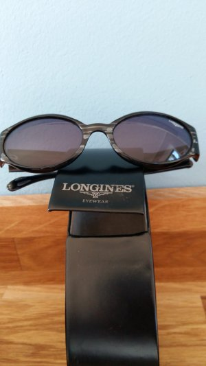 Longines Sonnenbrille schwarz