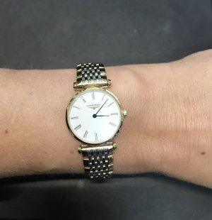 Longines Uhr Quartz Bicolor