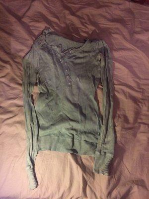 Longleeves Shirt mintgrün