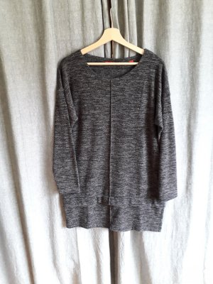 s.Oliver Robe pull gris anthracite