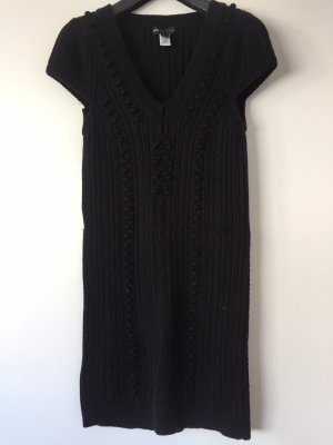 Mango Casual Sportswear Long Sweater black