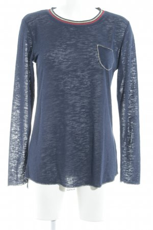 Key Largo Longpullover mehrfarbig Casual-Look