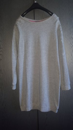 AJC Long Sweater light grey
