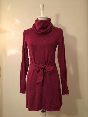 H&M Pull long magenta-rouge framboise