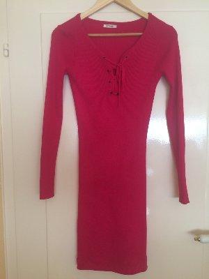 Longpullover von Dressy - pink -  Größe S