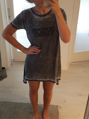 Lang shirt veelkleurig