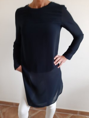 Rino & Pelle Lang shirt donkerblauw