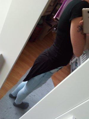 Longshirt asymmetrisch