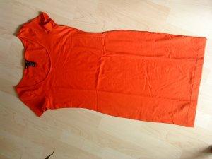 Longshirt auch als Minikleid hellrot von HM in S
