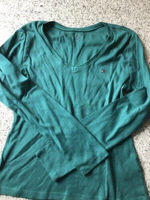 Tommy Hilfiger Long Shirt petrol