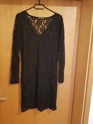 Aniston Camisa de malla negro