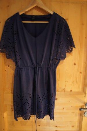 Longshirt dunkelblau H&M Größe XS