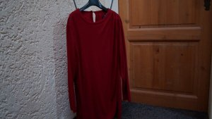 #Longshirt, #Gr. 46, #bordeaux, #gerafft, #NEU, #RR by Rütgers