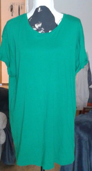 H&M Long Shirt green