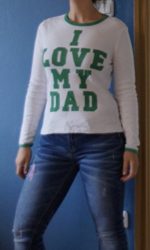 *Longshirt Hallhuber *Love My Dad* Shirt**